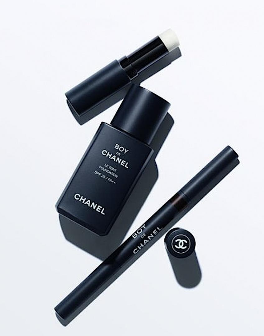 Chanel présente sa nouvelle ligne de maquillage pour hommes !