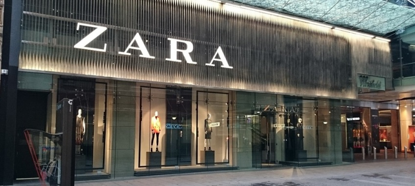 Le plus grand Zara et temple de la mode vient d'ouvrir ses portes en France !