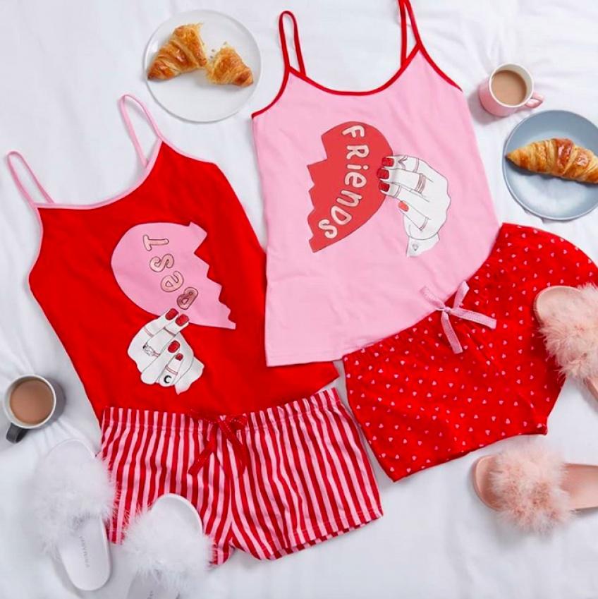 Les duos de pyjama Primark parfaits pour vos soirées entre copines !