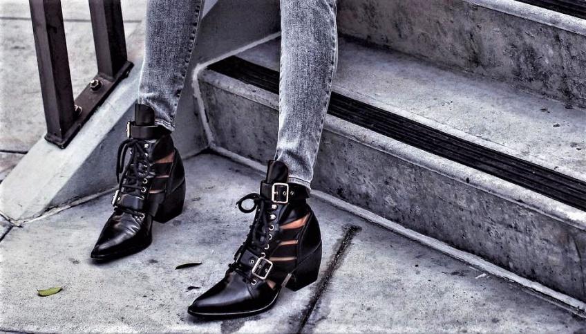 Shoesday : Les bottines les plus désirables à adopter avant que l'automne pointe le bout de son nez !