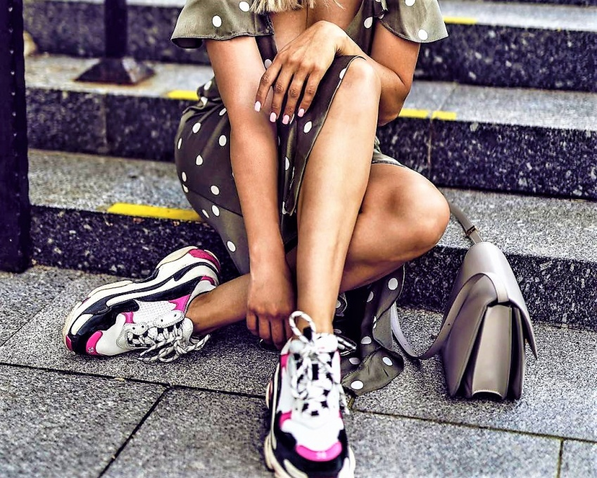 #Shoesday : Les baskets moches refont elles aussi leur rentrée et redeviennent nos chaussures préférées