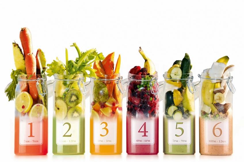 10 boissons détox pour la rentrée des flemmardes !