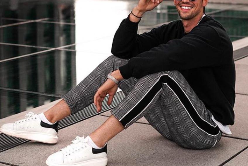 Pimp my Jules #1: Le pantalon à carreaux, l'indispensable que votre moitié doit adopter !
