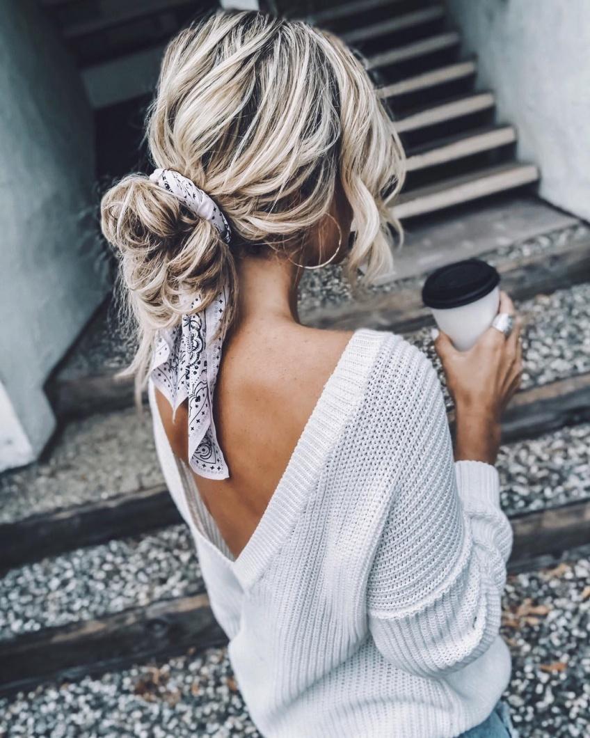 Les foulards, nos nouveaux chouchous de l'automne !