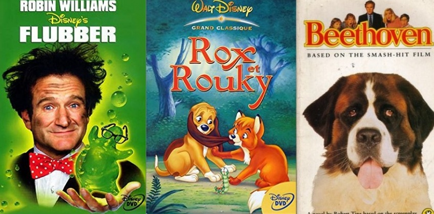 Les films que vous avez forcément connus et adorés dans votre enfance !