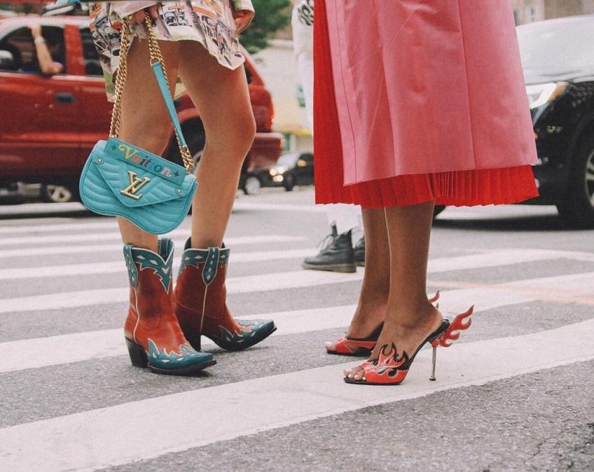 Les bottines s'offrent un voyage vers le grand ouest pour devenir vos indispensables de l'automne