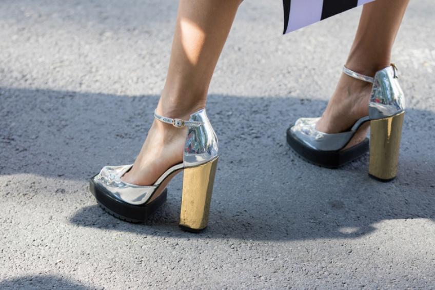 Mode : comment supporter des chaussures à talons ?