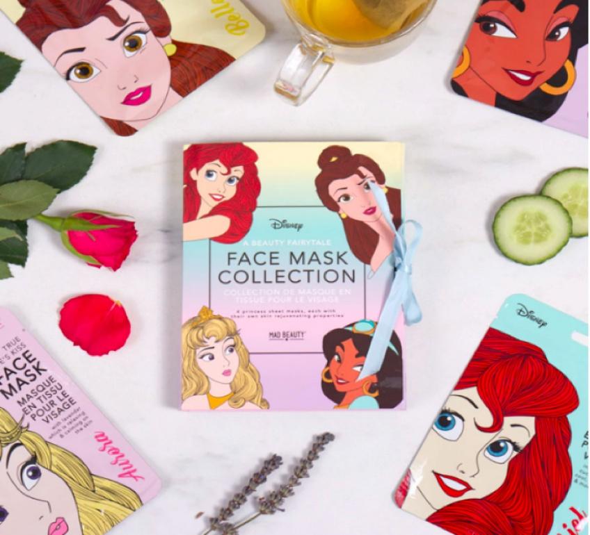 Disney lance une collection de masques inspirée des princesses et des méchants Disney !