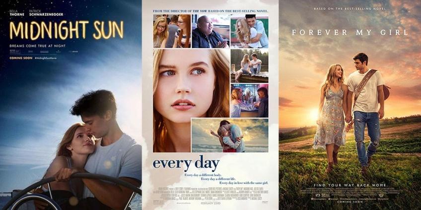 Les films sortis en 2018 à voir absolument si vous êtes une inconditionnelle romantique !