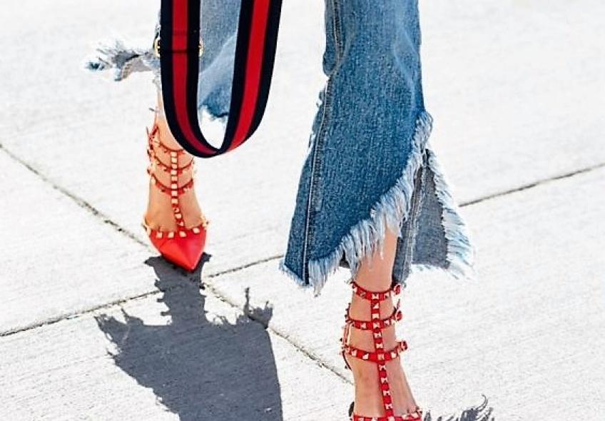 Les jeans flare dont vous n'allez pas vous lasser