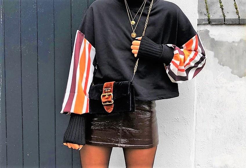 Les plus belles jupes en cuir pour révéler votre côté rockstar