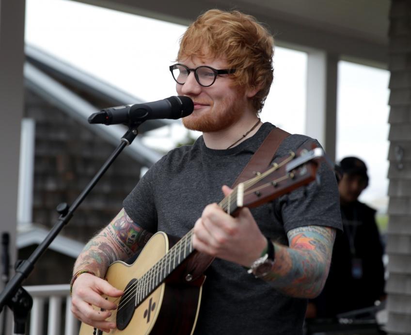 Ed Sheeran annonce deux nouvelles dates de concert en France