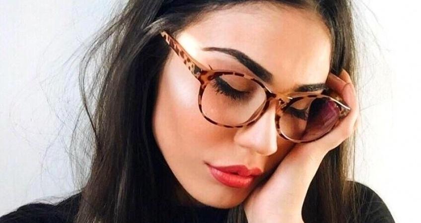 Comment bien se maquiller lorsque l'on porte des lunettes ?