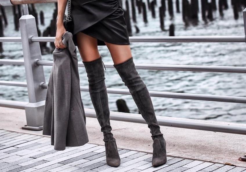#Shoesday : Chaussez vos plus belles bottes pour être la plus lookée cet automne !