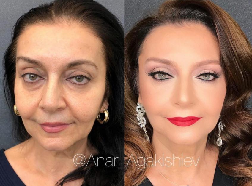 Ce make-up artist offre une seconde jeunesse en maquillant ses modèles !