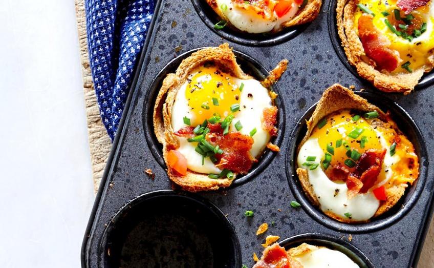 Recettes de petits-déjeuners riches en protéines !