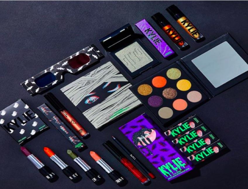 Kylie Cosmetics sort une nouvelle collection spéciale Halloween !