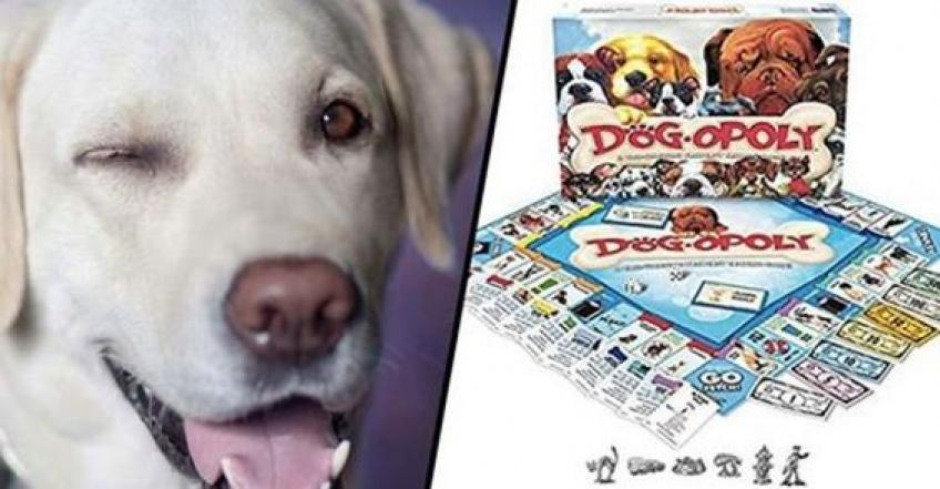 Un Monopoly exclusif pour tous les amoureux de chiens !