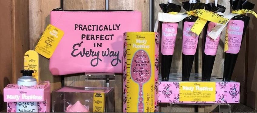 Mad Beauty lance une collection de produits de beauté inspirée de Mary Poppins