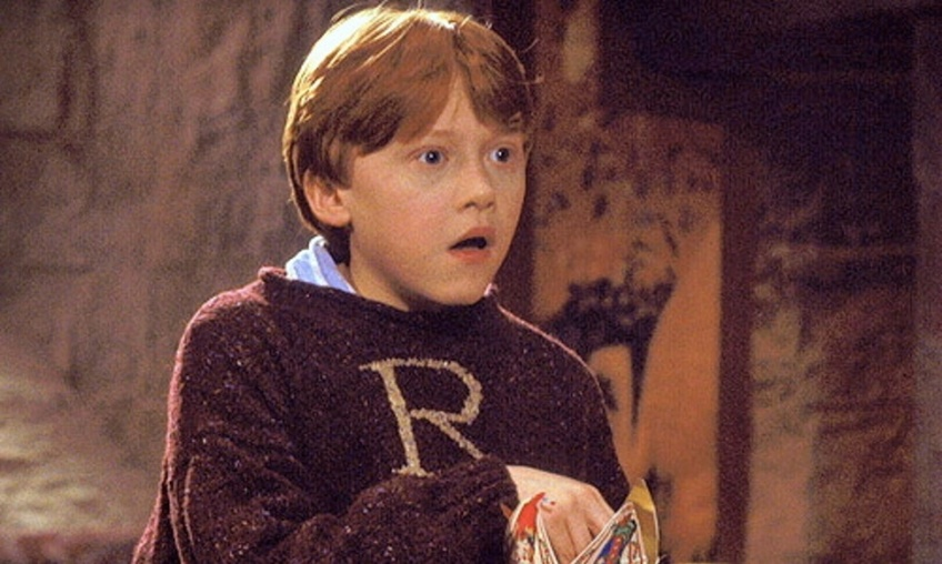 Les pulls d'Harry Potter et de Ron, disponibles chez Primark !