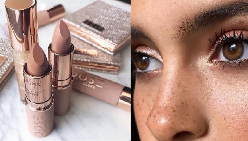 Le maquillage nude parfait pour toutes les brunettes !