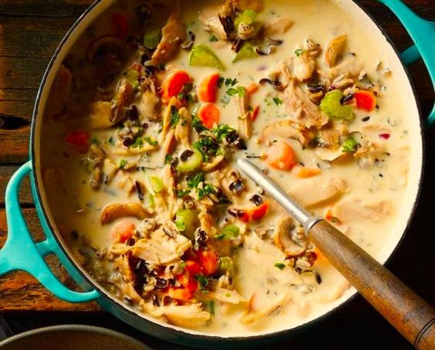 Des soupes à gogo pour préparer l'arrivée de l'hiver !
