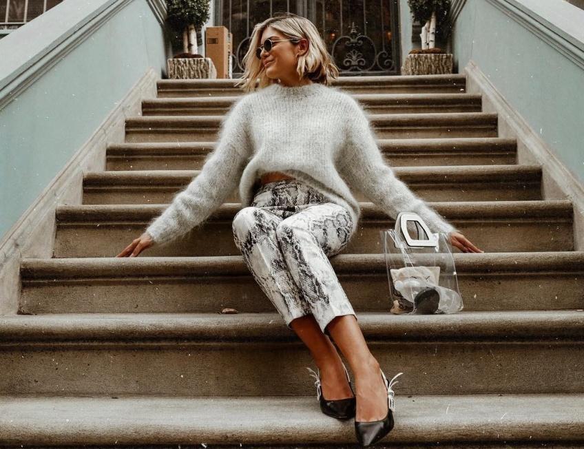 Les pulls gris douillets et stylés pour un look chic et chaud !