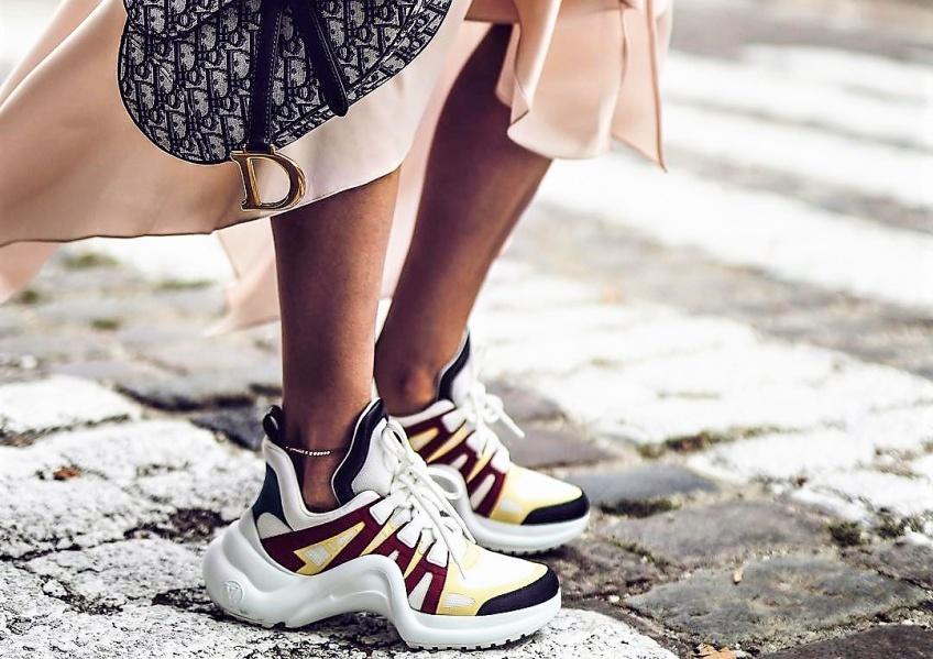 Les baskets les plus tendance de l'automne qui vont illuminer vos gambettes !