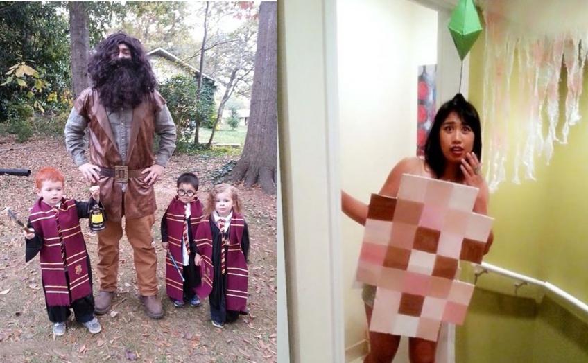 Les meilleurs déguisements d'Halloween repérés sur Pinterest !