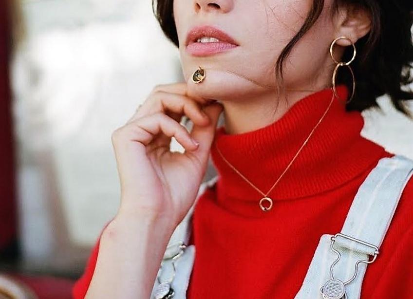 Instant Découverte #123 : Bijoux de Lu, la marque de bijoux dorés qui vous illumine de beauté
