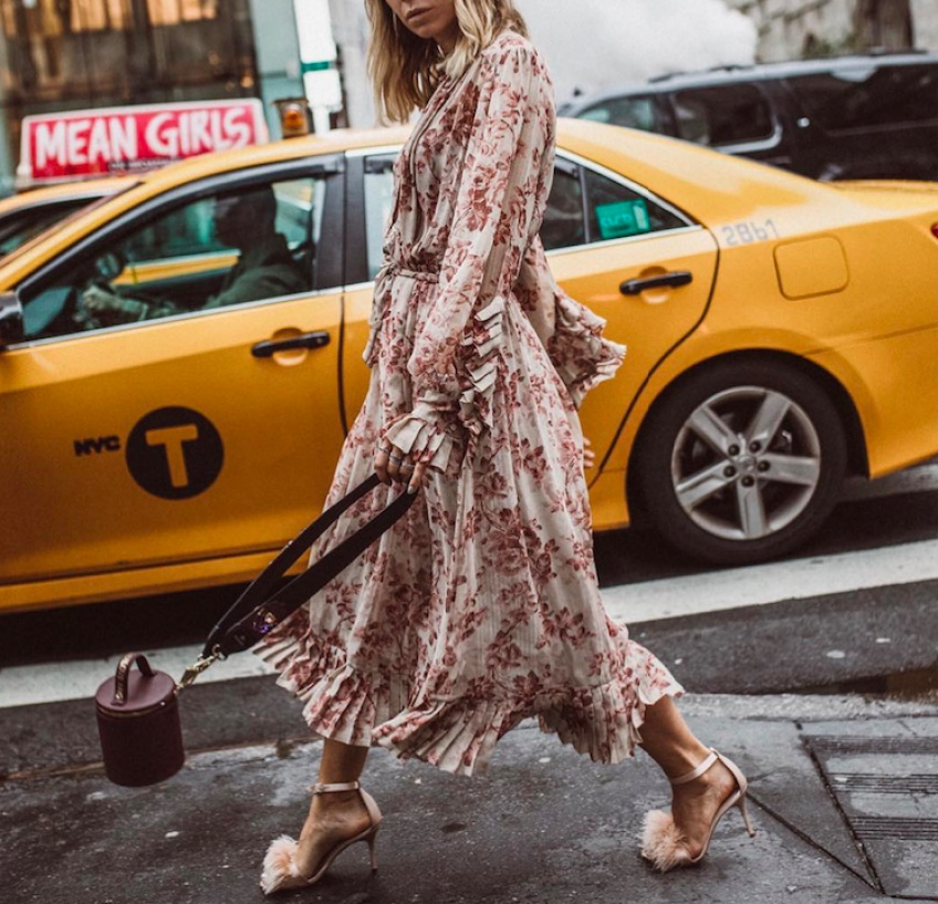 Les robes longues indispensables de l'automne !