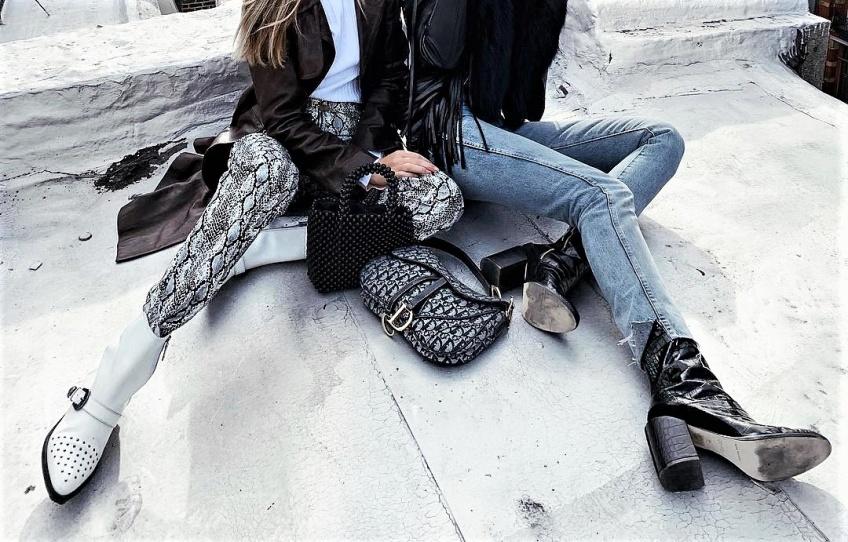 #Shoesday : Les bottes à talons les plus canon pour prendre de la hauteur avant l'hiver