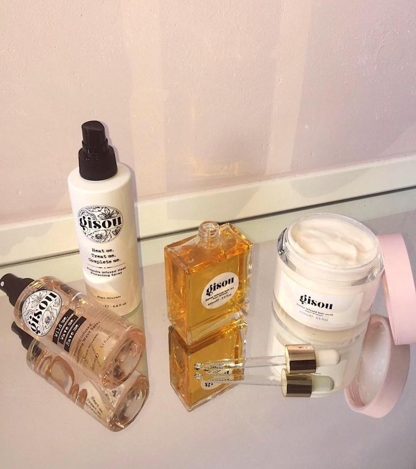 Beauty Crush #53 : Gisou, la célèbre marque de produits capillaires au miel !