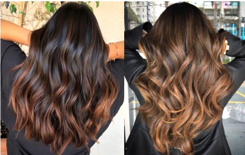 Succombez à la nouvelle coloration Cold Brew Hair !