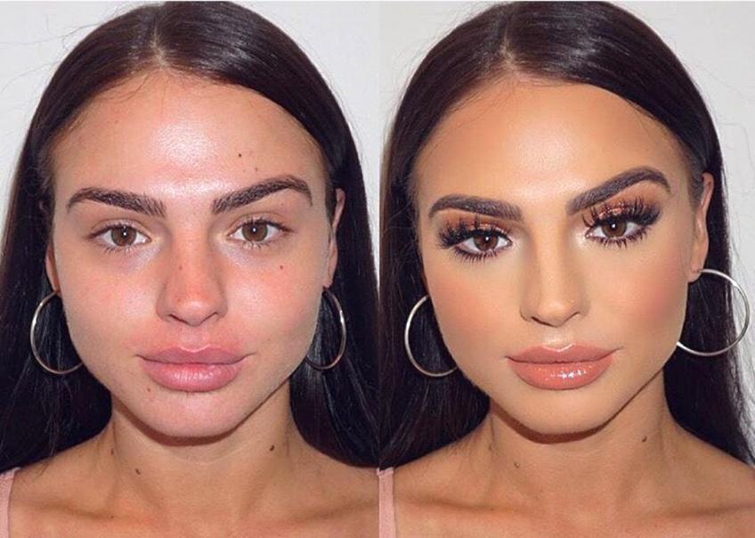Ces incroyables transformations make-up vont vous émerveiller !