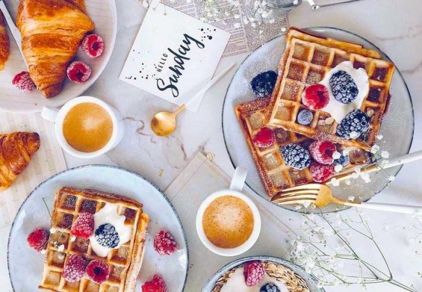 Les meilleures recettes de petits-déjeuners sains et gourmands !