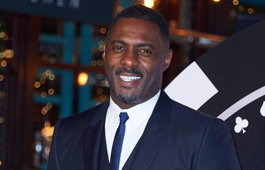 Le magazine People a élu Idris Elba l'homme le plus sexy du monde