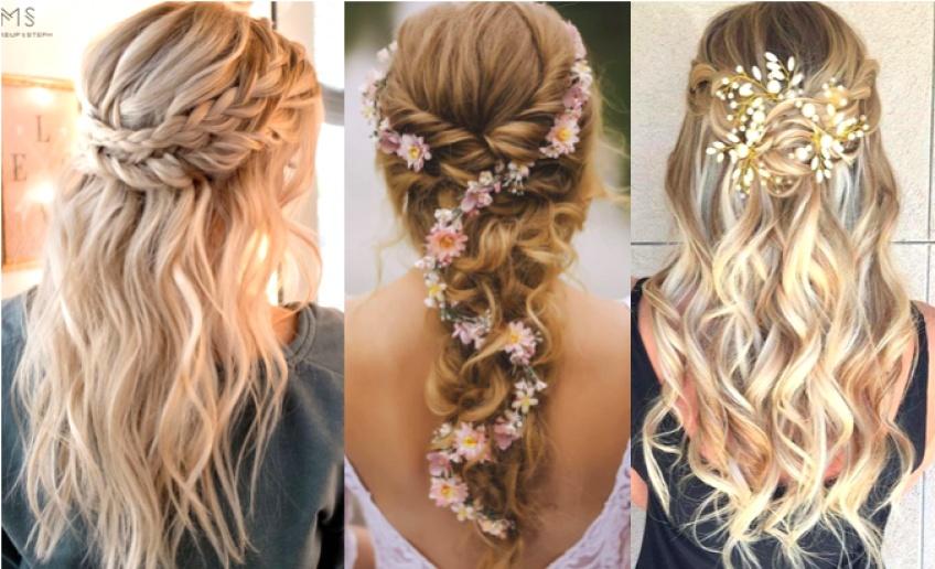 Les demoiselles d'honneur feront sensation avec ces sublimes coiffures !
