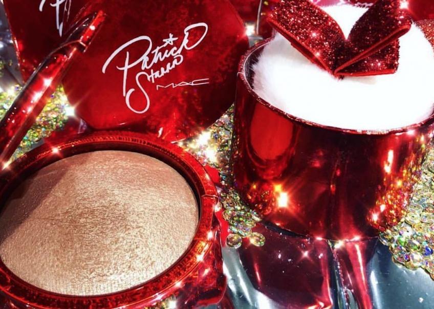 MAC x Patrick Starrr : la collab' make-up Noël qui va vous faire fondre !