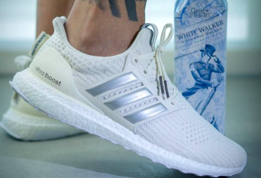 Game of Thrones X Adidas : Une collaboration sneakers !