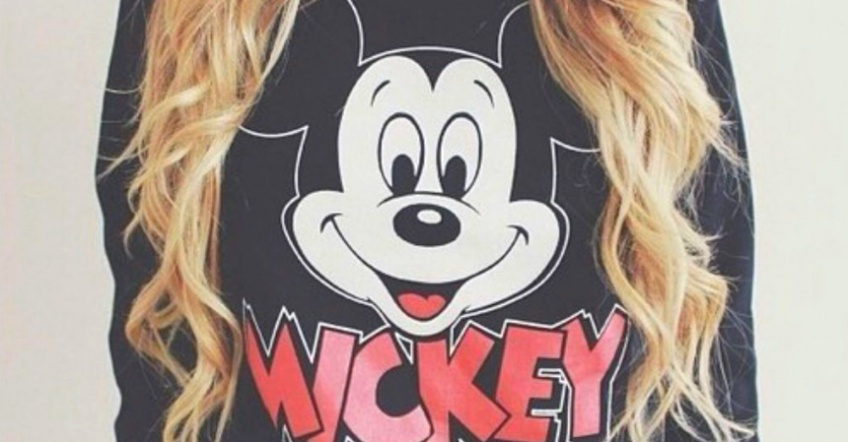 C&A, Noël, Mickey
