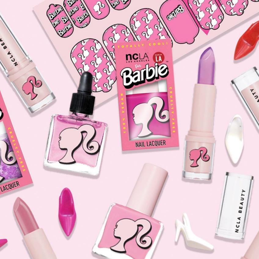 NCLA Beauty X Barbie : La nouvelle collaboration hyper girly !
