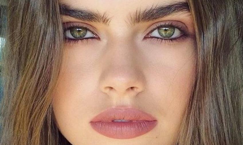 yeux verts