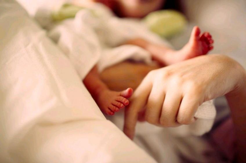 bébé césarienne