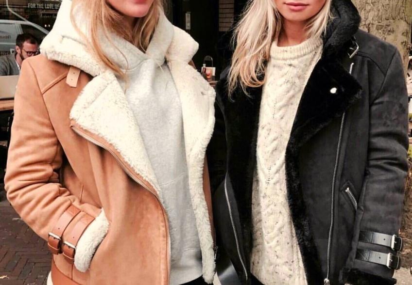 manteaux vestes hiver