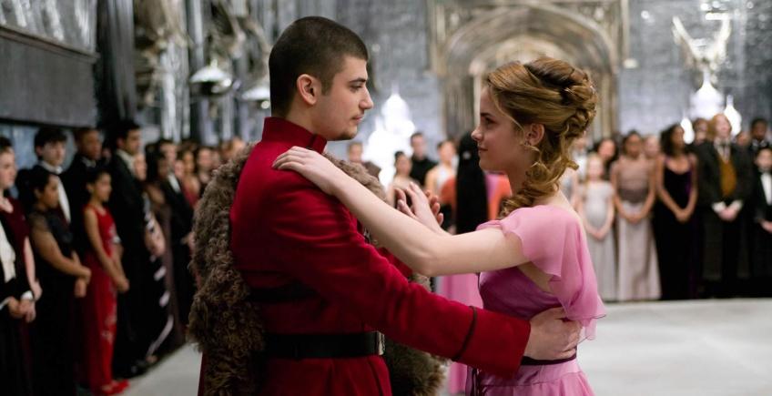 Une star d'Harry Potter brille en finale de Danse avec Les Stars aux Etats-Unis