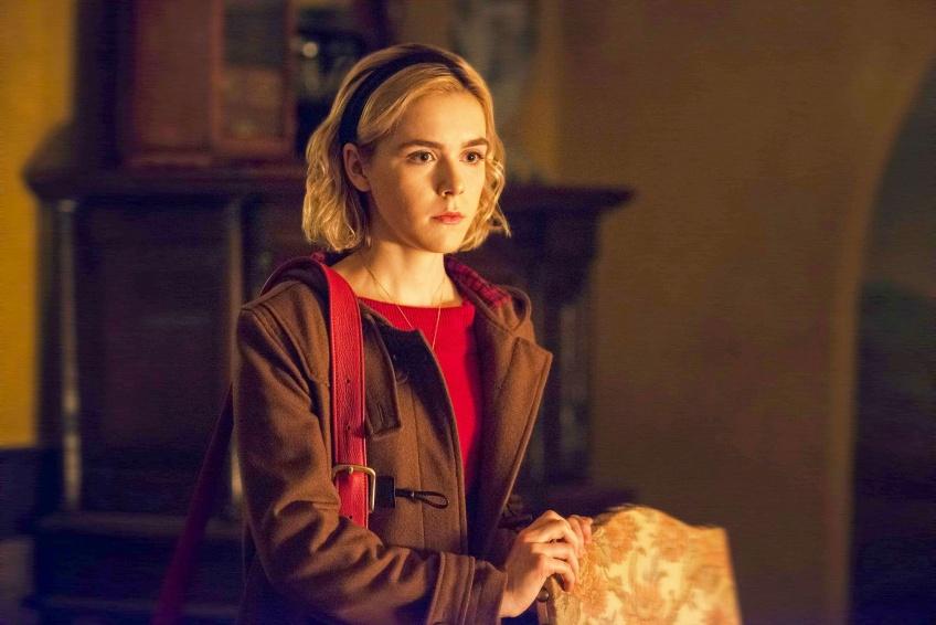 Les Nouvelles Aventures de Sabrina Noël Netflix