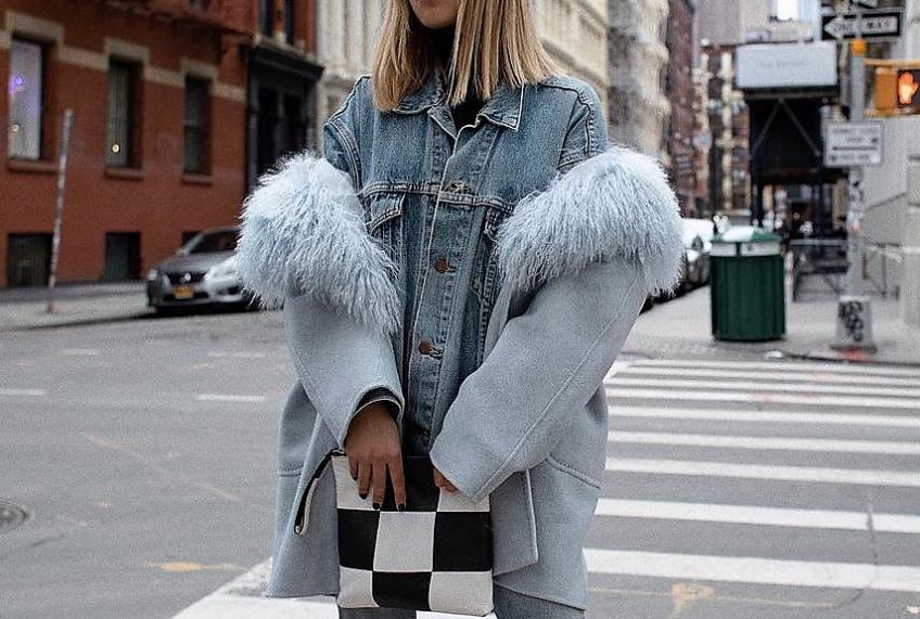 Les looks canon repérés sur Instagram pour être originale et tendance avec un jean