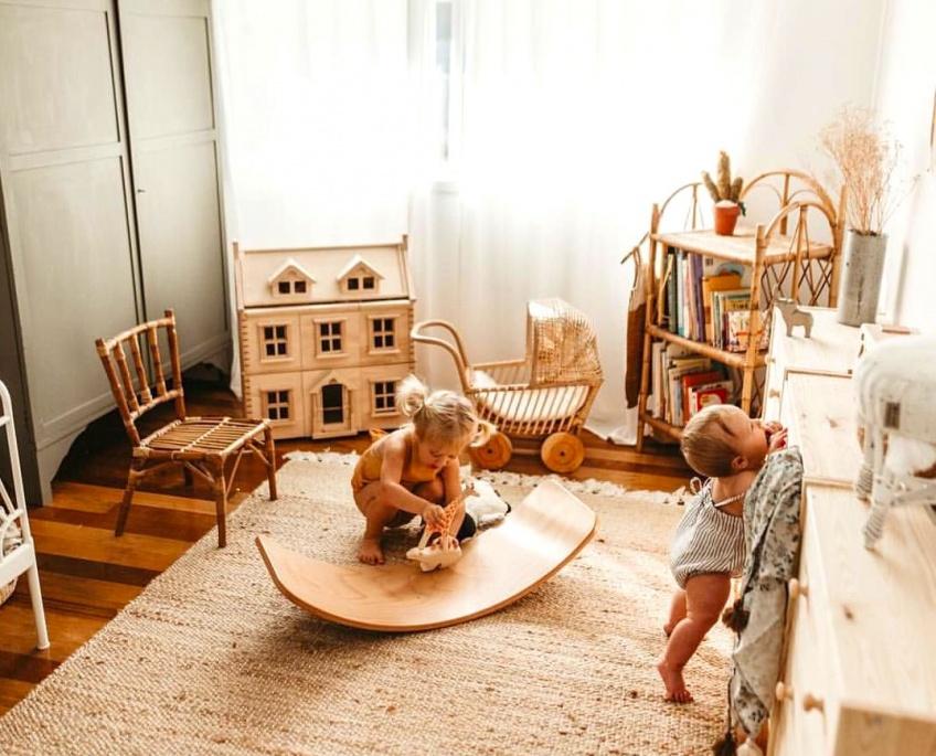 Enfants trop jouets créativité