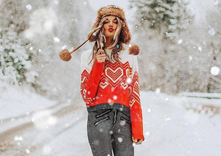 Les pulls de Noël les plus stylés pour un Noël sous le signe de l'originalité